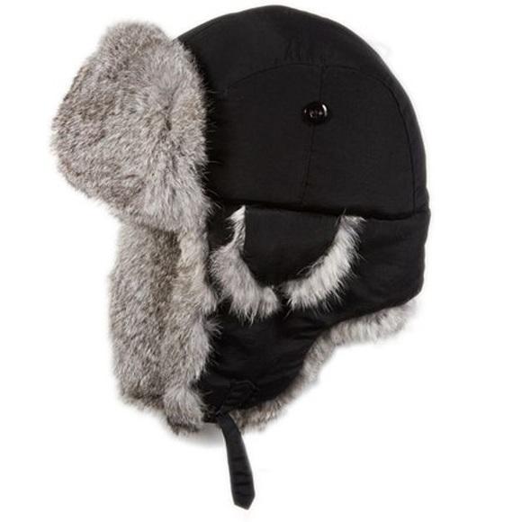 415349354ea EUC Woolrich Men s Supplex Wool Aviator Hat. M 5bd2f00cd6dc52c52380683c
